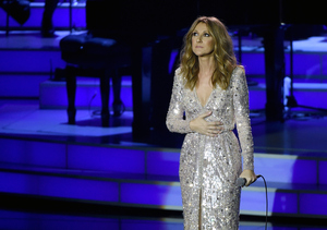 Video: Céline Dion's Emotional Tribute to René Angélil at Las Vegas Show