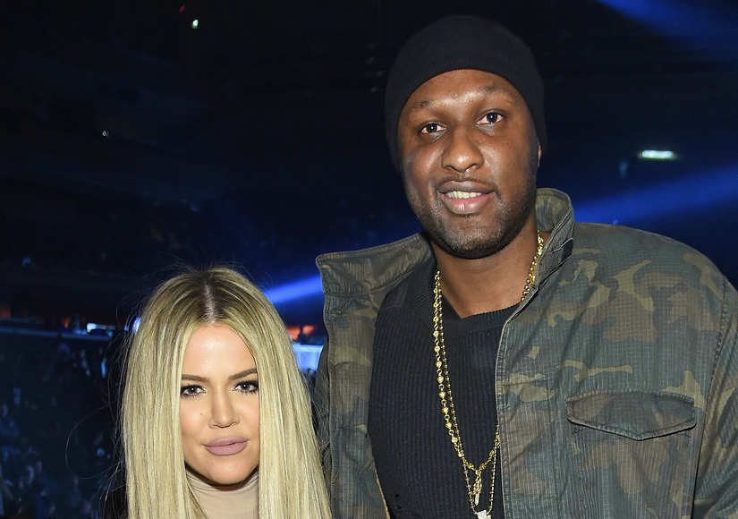 Khloé Kardashian Reportedly Wants Lamar Odom in Rehab after His Weekend Drinking Trip