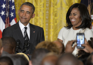 The Famous Voice Behind the 'Heyyy, Michelle' Obama Viral Video Revealed!