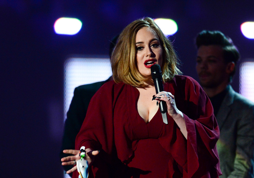 Adele Speaks Out in Support of Kesha at the Brit Awards