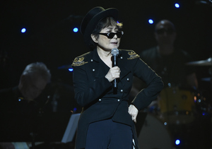 Yoko Ono, 83, Rushed to Hospital — Recovering from Flu