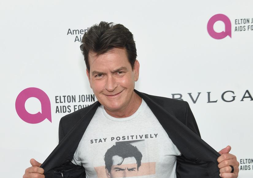 Charlie Sheen's Regrets After HIV Revelation