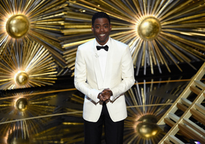 No Holding Back! How Chris Rock Took on the #OscarsSoWhite Controversy