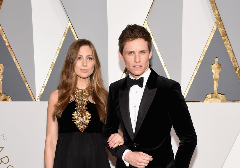 Eddie Redmayne Says His Wife 'Wears the Trousers' in Their Relationship
