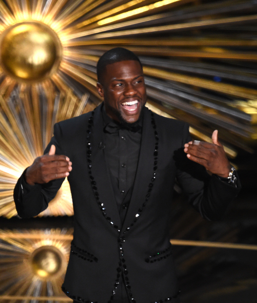Kevin Hart Persuaded Chris Rock to Host Oscars Amid #OscarsSoWhite Controversy