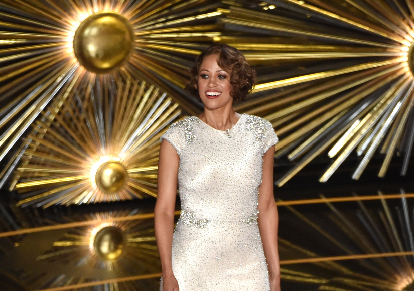 Stacey Dash Explains That Super Awkward Oscars Moment