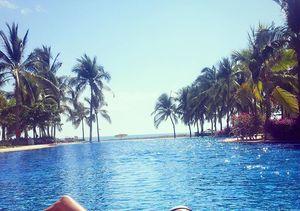 Nicole Scherzinger & Hannah Davis Flaunts Super Busty Bikini Bodies