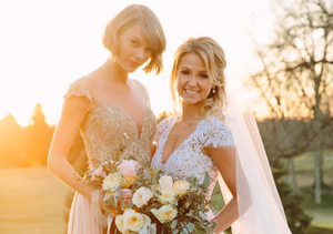 See Taylor Swift's Maid of Honor Speech at BFF's Wedding