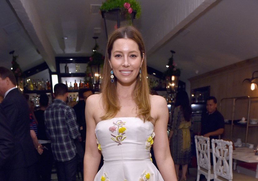 Jessica Biel Dishes on Son Silas, Dates with Justin Timberlake, and Au Fudge
