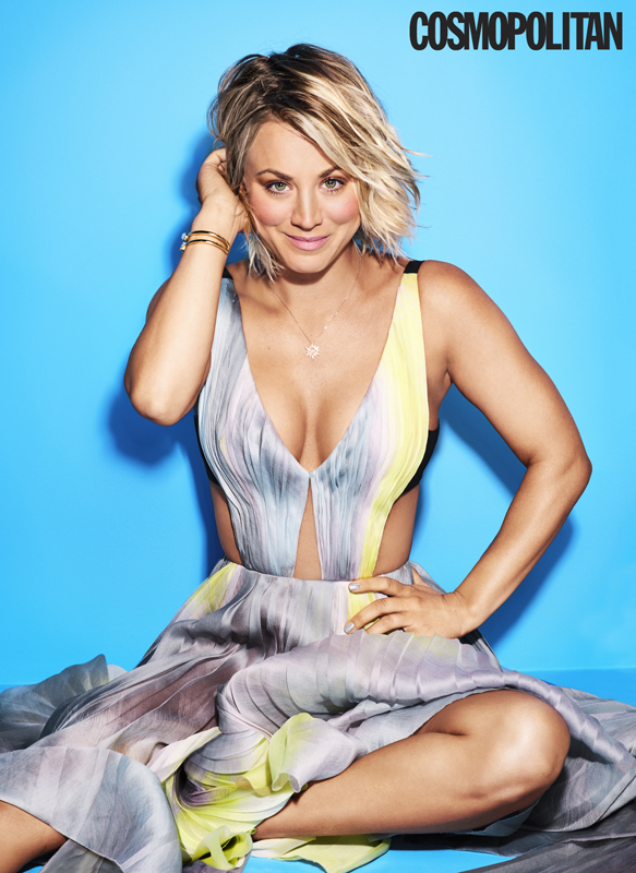 Cosmo - April '16 - Kaley Cuoco-resized