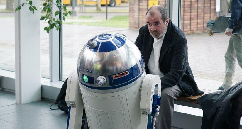 'Star Wars' R2-D2 Creator Tony Dyson Dead at 68