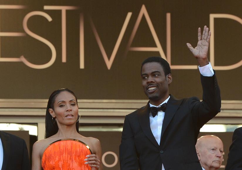 Jada Pinkett Smith Responds to Chris Rock's Oscar Jokes