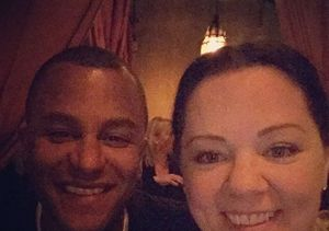 Melissa McCarthy & Yanic Truesdale Have 'Gilmore Girls' Reunion — Is…