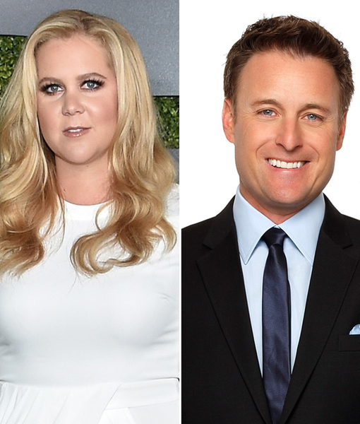 Amy Schumer Calls Out Chris Harrison for His 'Complicated' Comments on 'The Bachelor'