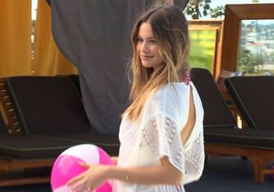 Behati Prinsloo on Getting Bikini Ready for 'Victoria's Secret Swim Special'