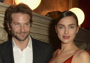 Bradley Cooper & Irina Shayk's Red-Carpet Debut at L'Oréal Paris Party