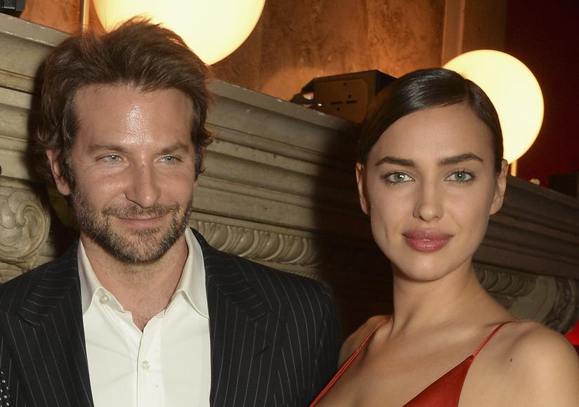 Bradley Cooper & Irina Shayk's Red-Carpet Debut at L'Oréal Paris Party