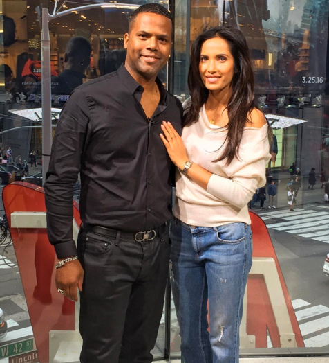 Padma Lakshmi Says Not Knowing Daughter's Paternity Was 'Difficult'