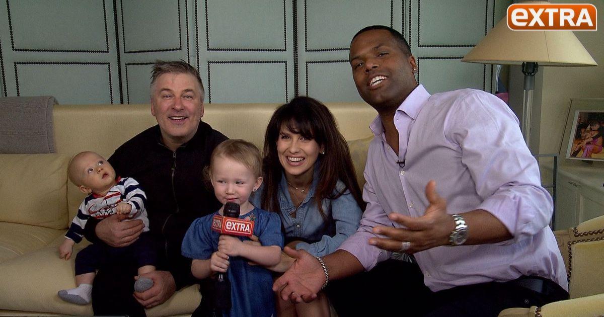 Exclusive! Alec & Hilaria Baldwin Open Up About Baby No. 3 ...