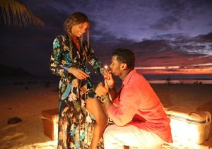 Watch Russell Wilson and Ciara's Engagement Video, and See Her…