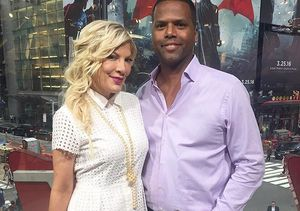 Tori Spelling Sounds Off on Recent Rumors, Husband Dean McDermott, and…