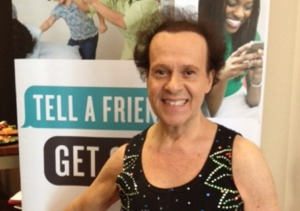 Richard Simmons Insists He Is Not Being Held Hostage