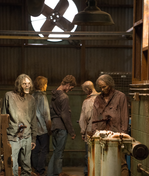 New 'The Walking Dead' Attraction Finds Permanent Home at Universal Studios Hollywood