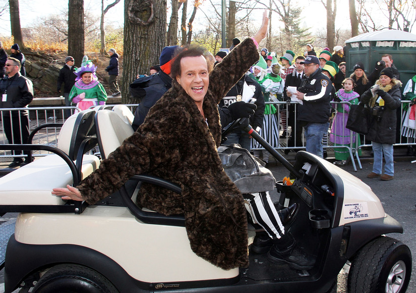 Richard Simmons Speaks Out to Fans after Insisting He's Not Being Held Hostage