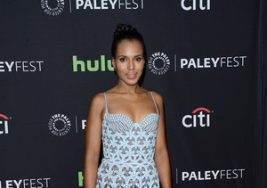 Kerry Washington Reacts to Hillary Clinton's Florida Win and Talks About Her…