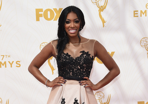 'Real Housewife' Porsha Williams Faints on Plane