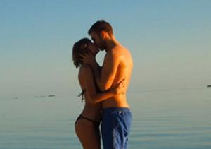 Taylor Swift and Calvin Harris' Sexy Vacay Diary