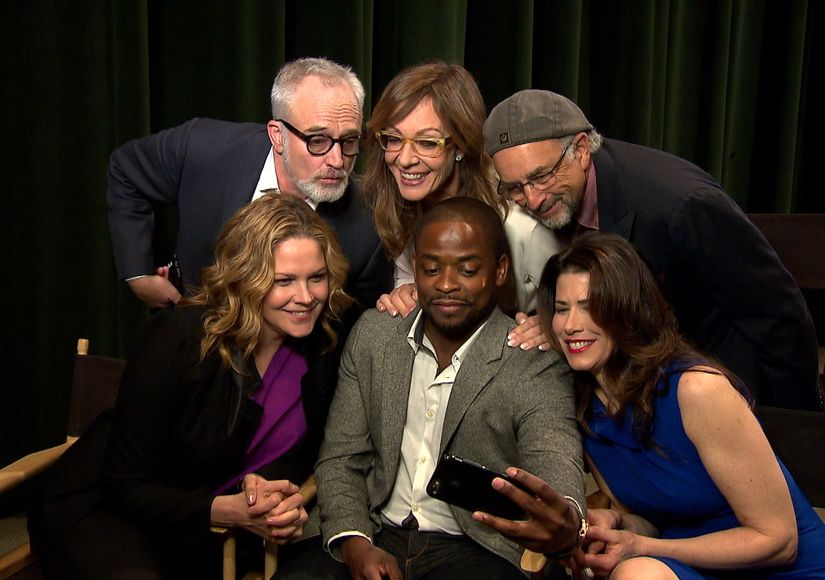 Video! Check Out Our 'West Wing' Cast Reunion