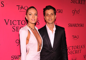 First Pic! Candice Swanepoel Welcomes Baby #2