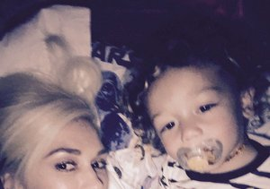 Gwen Stefani Enlists Cute Son to Help Sell Her New Album — Watch!