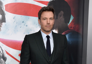 Ben Affleck Talks About Gaining the 'Good Kind of Weight' for 'Batman v…