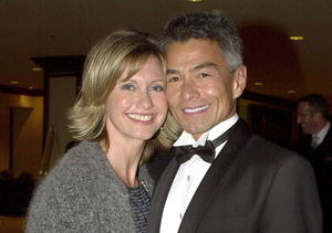 'How Olivia Newton-John's Ex-BF Reportedly Faked His Own Death