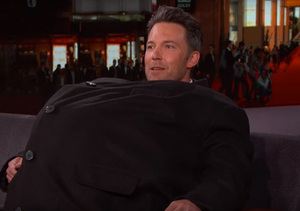 Ben Affleck Reveals Just How Hard It Was to Sneak Matt Damon onto 'Jimmy Kimmel'