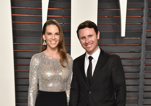 Hilary Swank & Ruben Torres End Engagement