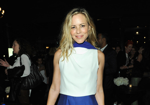Maria Bello Splits with GF, and Is Now Dating Much Younger Man