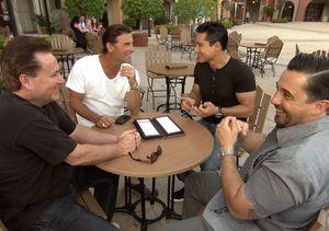 Watch Mario Lopez's Video Diary from His Fun Orlando Trip