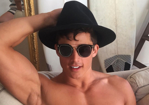 The World's Hottest Math Teacher, Pietro Boselli, Lands Modeling Deal with Armani