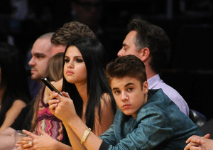 Selena Gomez Attends Justin Bieber's Concert, Fueling More Dating Rumors