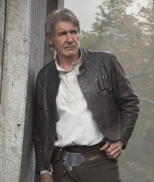 Harrison Ford Auctions His Hans Solo Jacket to Benefit Epilepsy Research