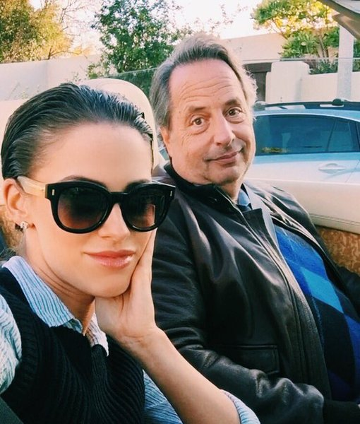 New Couple Jon Lovitz & Jessica Lowndes Call Out Haters Criticizing Their…