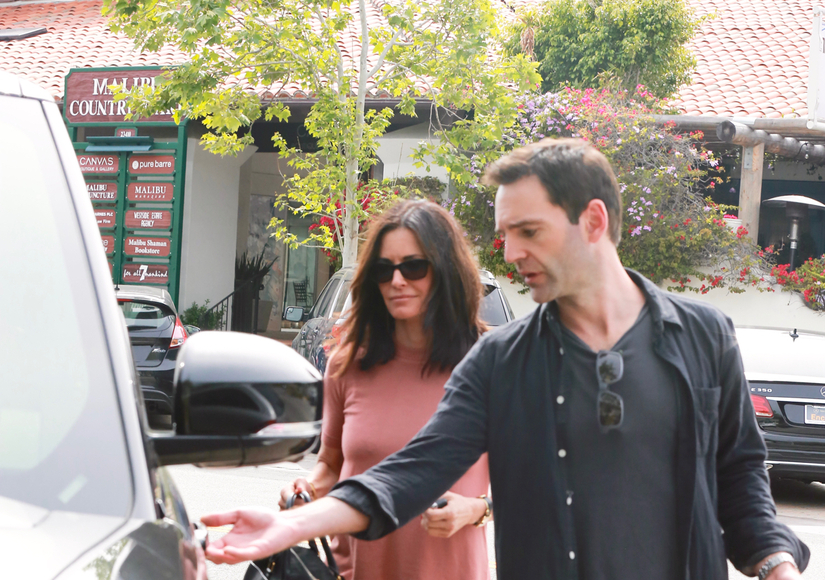 Are Courteney Cox & Johnny McDaid Giving Their Love a Second Chance?