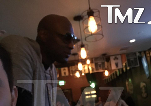 Lamar Odom Caught Drinking at Bar Before Easter Sunday