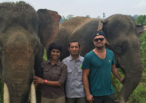 Leonardo DiCaprio Wants the World to Stand Up and Save Leuser Ecosystem