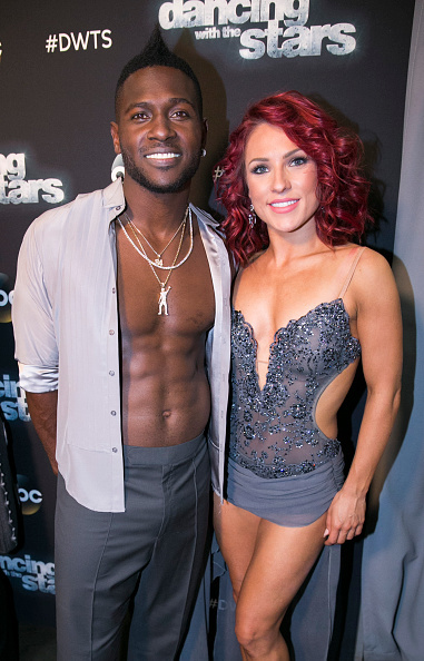 Sharna Burgess' 'DWTS' Blog: Look for a Very Special Guest on the Dance Floor Next Week