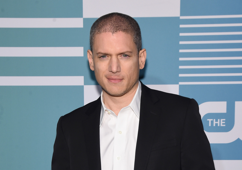 Wentworth Miller Responds to Fat-Shaming Meme by Opening Up on His Battle with Depression and Suicide