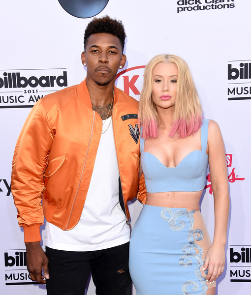 Iggy Azalea's Threat to Nick Young After His Cheating Scandal: 'You'll Lose a Quarter of Your Meat'